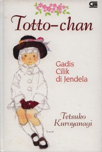 cover buku totto chan