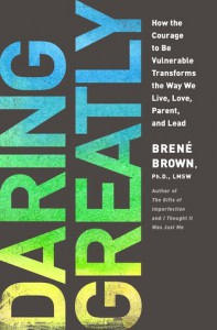 daring greatly brene brown